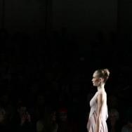 Club BRILLIANT Fool\'s GOLD by Dennis Diem ft. Italia Independent Model in silk gown