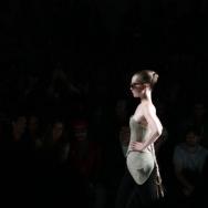 Club BRILLIANT Fool\'s GOLD by Dennis Diem ft. Italia Independent Model walking fierce