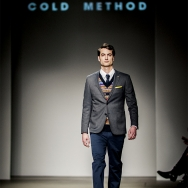 Cold Method A/W 2013 - Combination of several materials, colors and prints