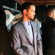 Backstage Cold Method ss12 model