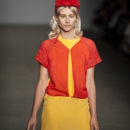 Dido-Yland-ss2014-Red-and-yellow-dress