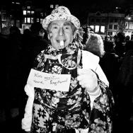 Demonstratie Kraakwet