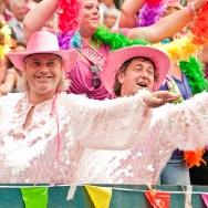 Gay Pride - Party people