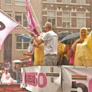 Gay Pride - Rain