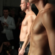 Gomes ESSER ss12 Male models up close