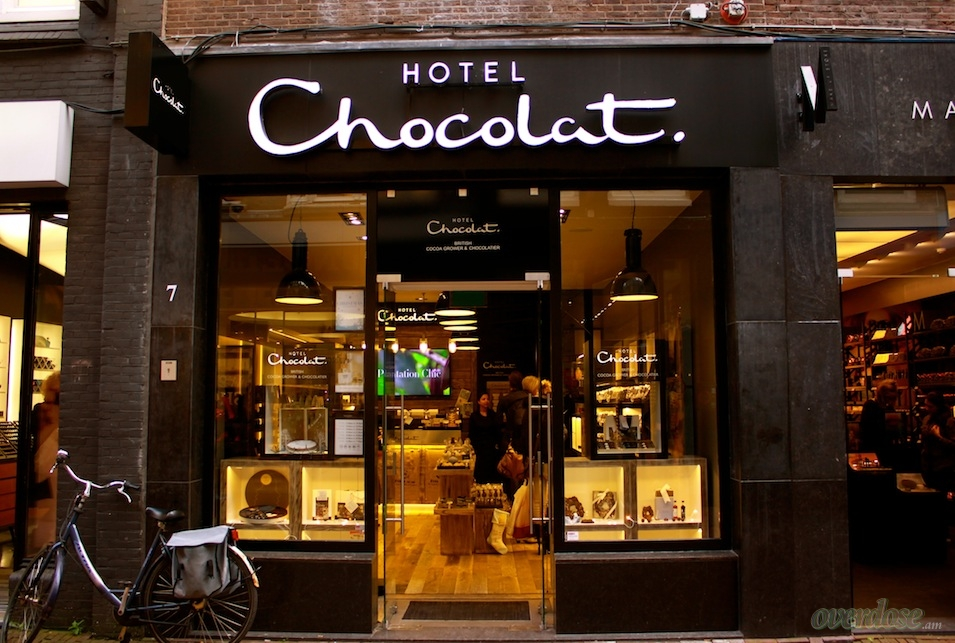 A Chocoholic S Quest Hotel Chocolat Overdose Am
