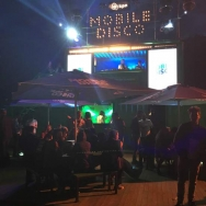 KPN festival stand