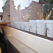 Le Caféier - Shop front