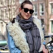 Overdose_Fashion-Population_Amsterdam-Street-Styled_Denim-Shirt_Fur-Vest
