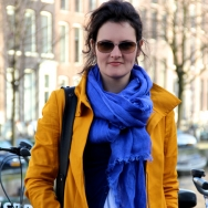 Overdose_Fashion-Population_Amsterdam-Street-Style_Yellow-Coat_Blue-Scarf