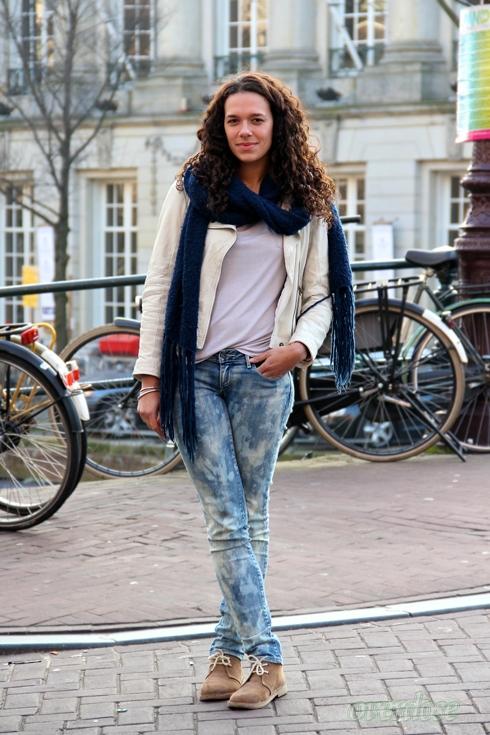 Street Style Curly Hair