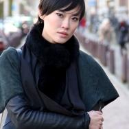 Fashion Population_Amsterdam Street Style_Leathet_Short Hair