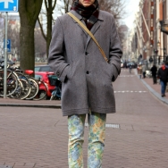 Fashion Population_Amsterdam Street Style_Floral Pants