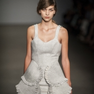 Rebecca-Ward-ss2014-Close-up-suede-dress