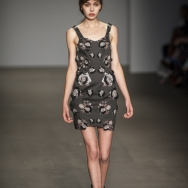Rebecca-Ward-ss2014-Dress-with-floral-print