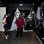 The underground film theater tour: Studio K
