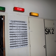 The underground film theater tour: Studio K