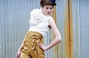 Sophie's Choice: fashion designer Kirsten Popkema