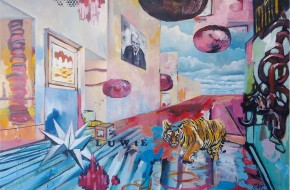 Sophie's Choice: painter Onno Lolkema