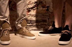 Behind the Scenes of the Filling Pieces spring/summer 2011 collection
