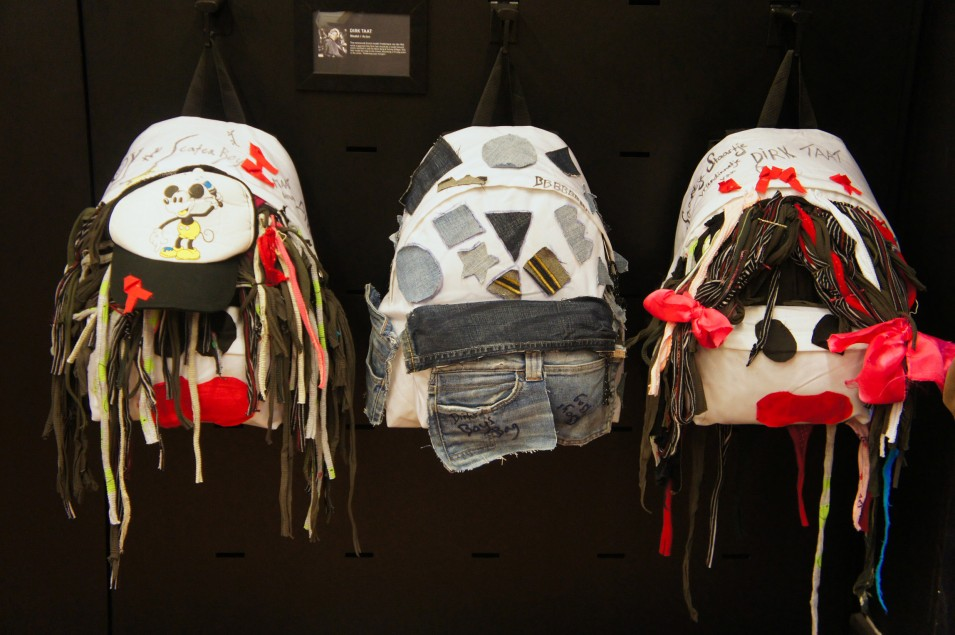 Get a customized Eastpak backpack and save babies at the same time