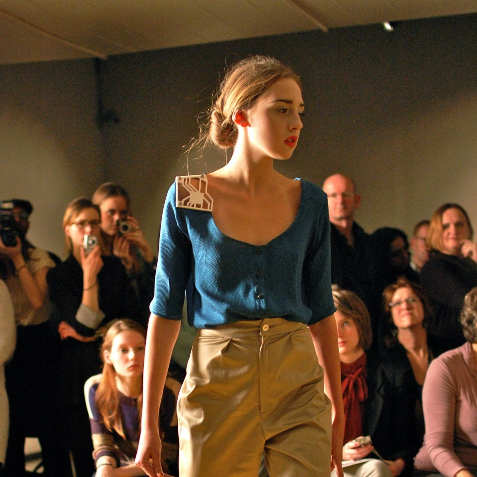 Meeting Ellis Biemans, the girl behind the collections