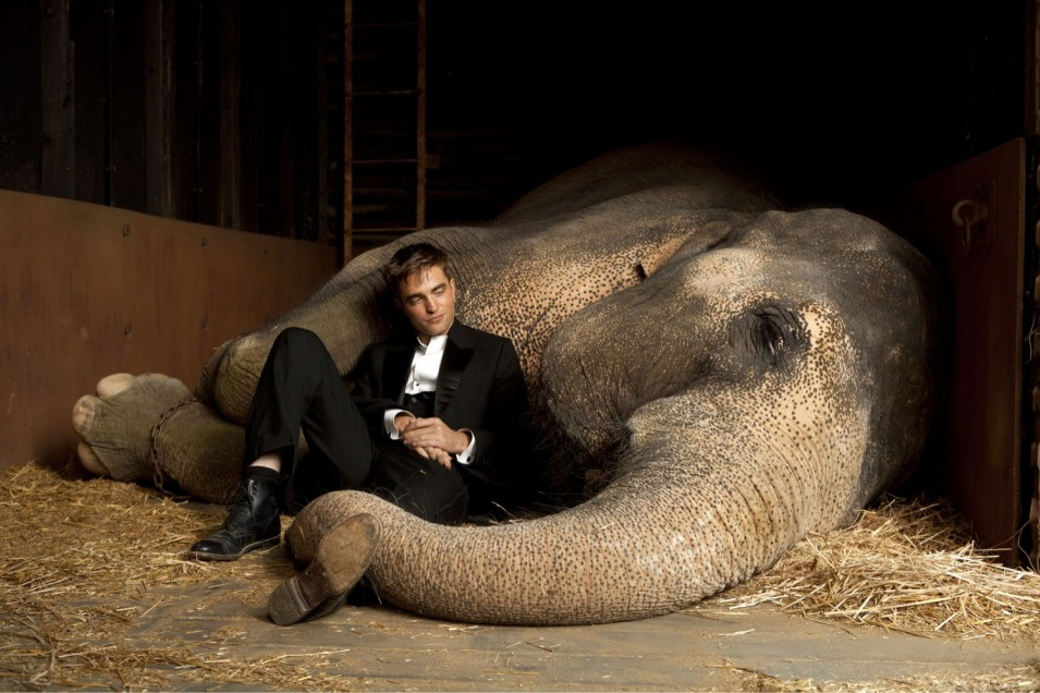 TGI Filmfetish Friday: Water for Elephants, Mammuth, Never Let Me Go