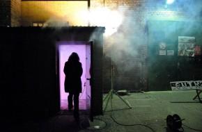 Nuit Blanche walk-through: postmodern shopping at Eddie the Eagle shopping centre
