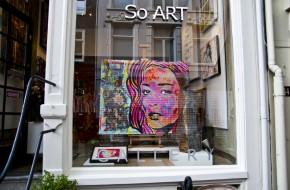 Local dealer in Art: Frank E Hollywood