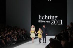 Amsterdam International Fashion Week Day 2 - Lichting 2011 supported by G-Star RAW