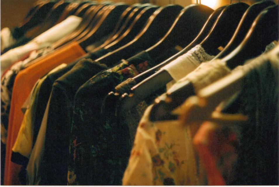 Krijg de Kleren! clothing swap at Amsterdam Roest