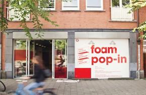 It's Foam Pop-in time again