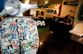 COPA embraces football as a religion
