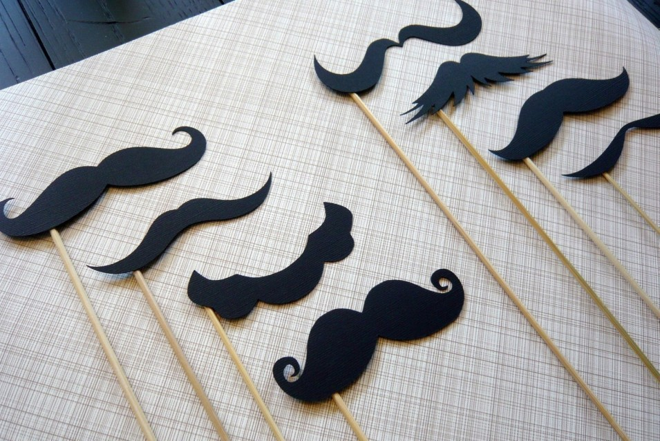 Movember is the moustache party month