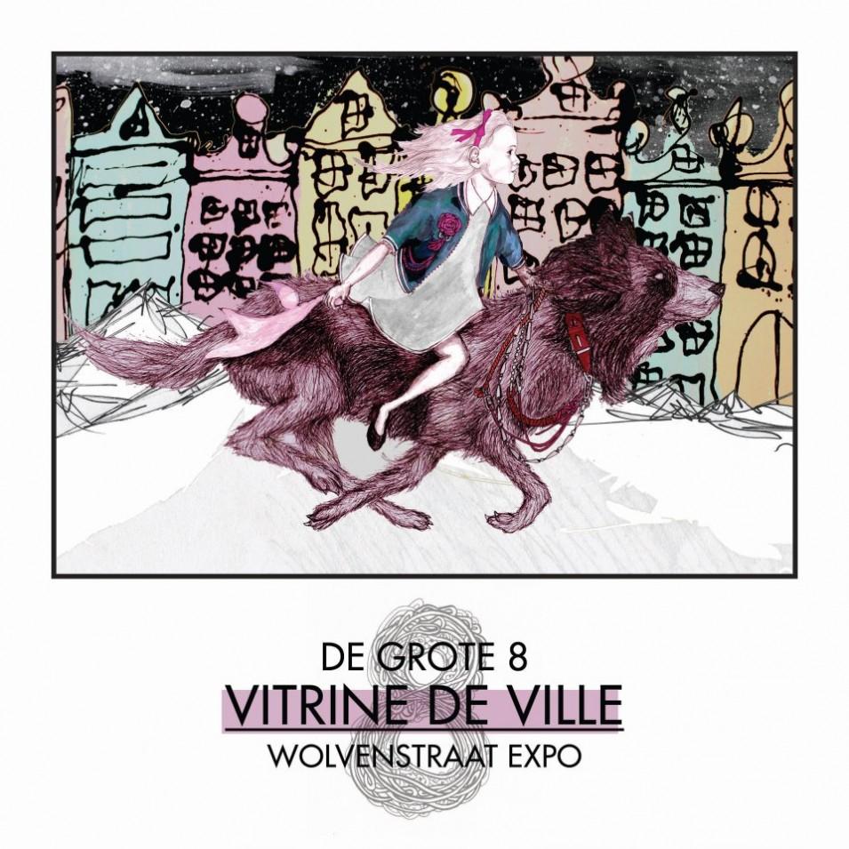 Vitrine de Ville, real 'street art'