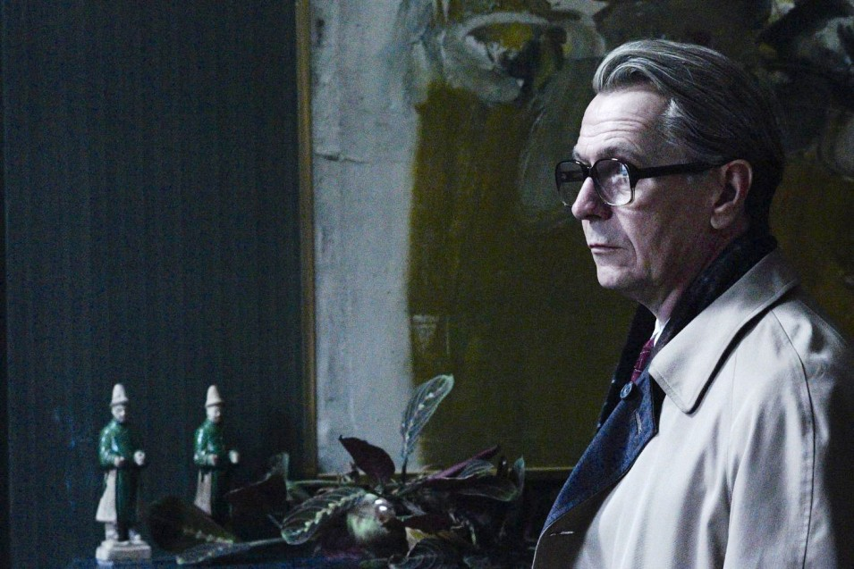 Filmfetish Friday: Tinker Tailor Soldier Spy, 50/50, Carnage