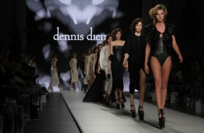 Dennis Diem and Said Mahrouf were worthy of closing Fashion Week