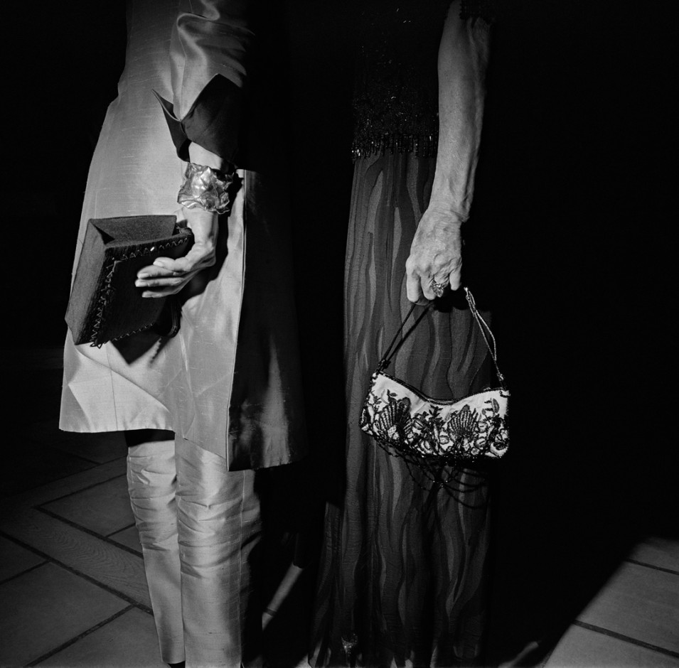 Larry Fink, The Vanities exhibition at Wouter van Leeuwen