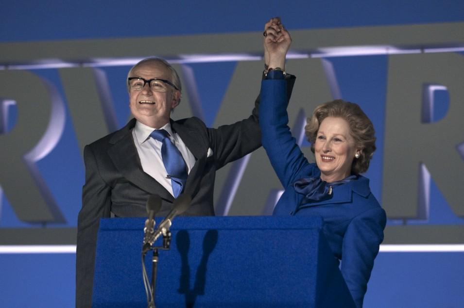 Filmfetish Friday: The Iron Lady, Doodslag, I'm not a f**king princess