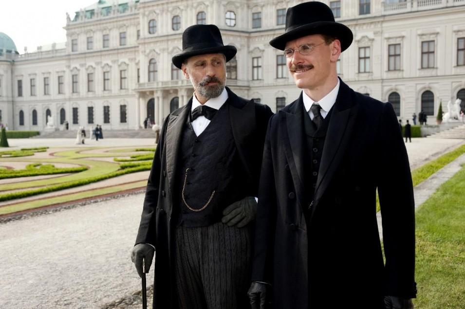 Filmfetish Friday: A Dangerous Method, Monsieur Lazhar, I am a Woman Now