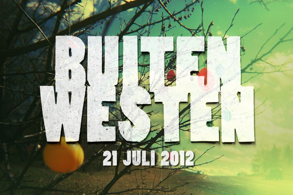 Next Monday's Hangover presents: Buiten Westen, a new music festival in Westerpark