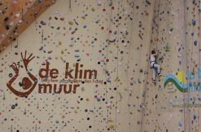Challenge yourself at De Klim Muur