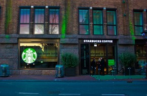 A Coffee Walhalla at Starbucks' newly opened and first ever laboratory