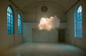 Meet the artist by the name of Berndnaut Smilde