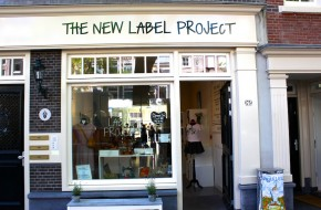 Handmade creations at The New Label Project