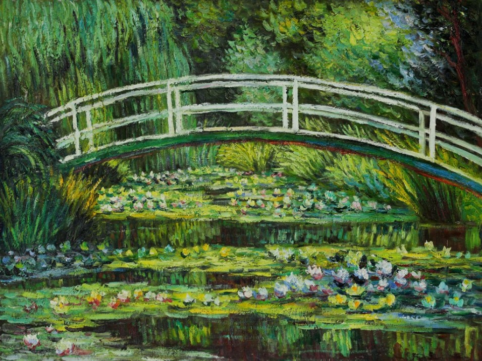Fall in love at the dreamy impressionists at the Hermitage