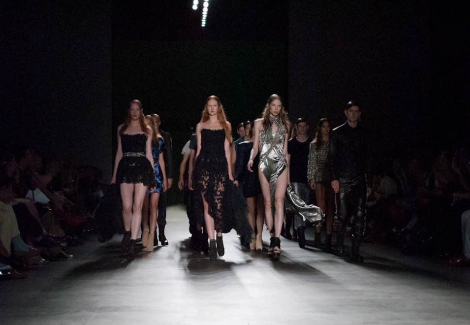 Amsterdam Fashion Week: Jan Boelo
