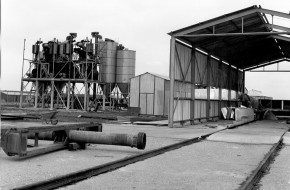 Festival De BetonCentrale, pure house and techno between cranes and silos