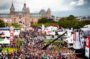 Get a head start on next season's cultural programme at the Uitmarkt