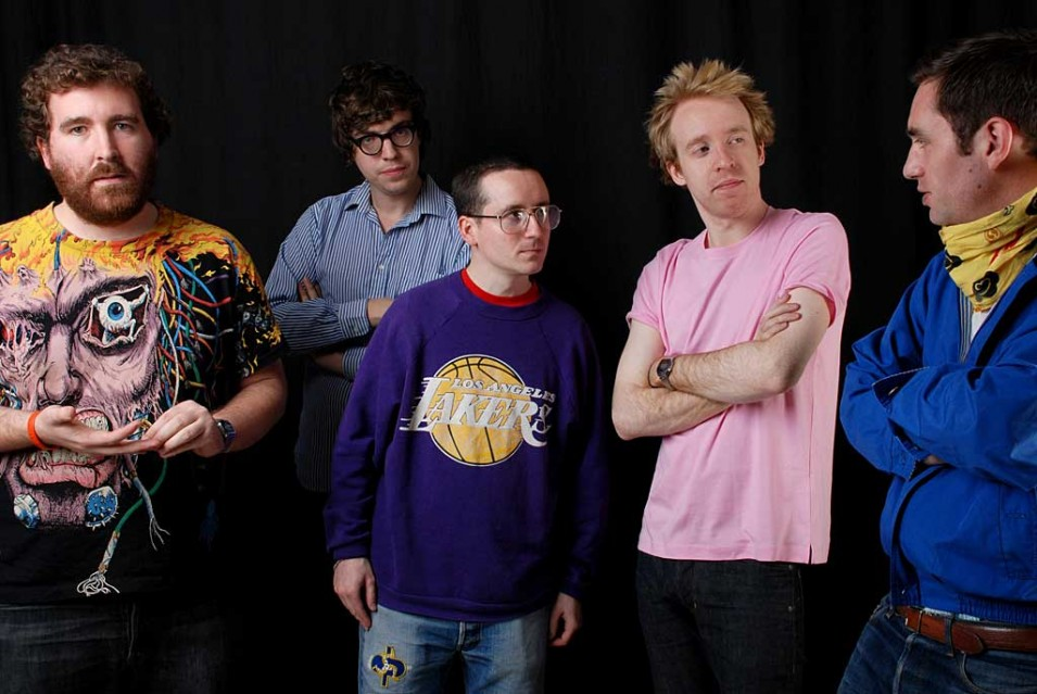Hot Chip returns to the Melkweg and in our heads